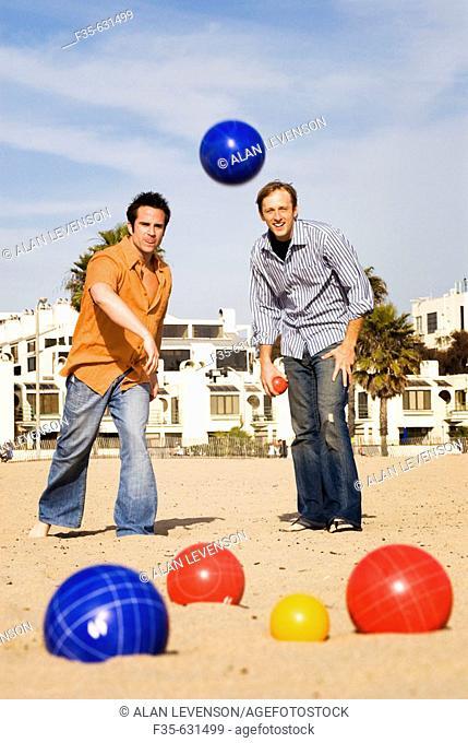 Shot at the beach. Santa Monica, CA