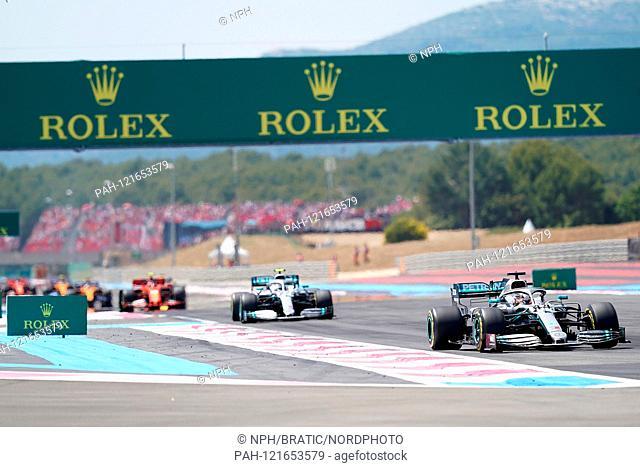 23.06.2019, Paul Ricard Circuit, Le Castellet, FORMULA 1 PIRELLI GRAND PRIX DE FRANCE 2019, 21. - 23.06.2019, pictured Lewis Hamilton (GB # 44)