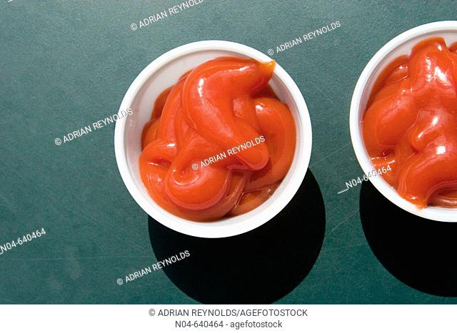 Ketchup. Madison square