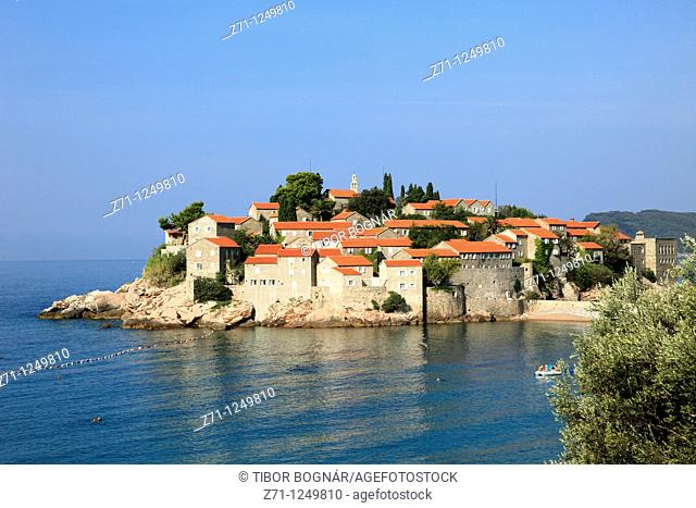 Montenegro, Sveti Stefan, Aman Resort, luxury holiday