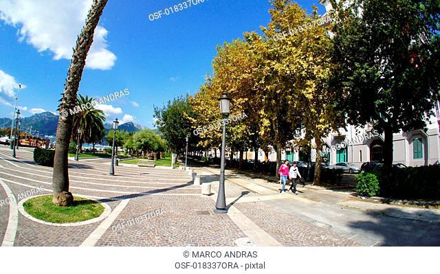 Italy, Salermo