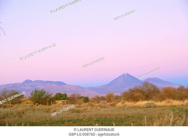 San Pedro of Atacama, Atacama Desert, Region of Antofagasta, Santiago, Chile