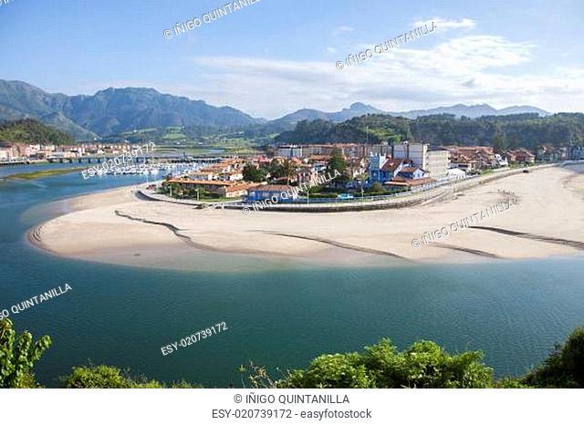 beach of Ribadesella
