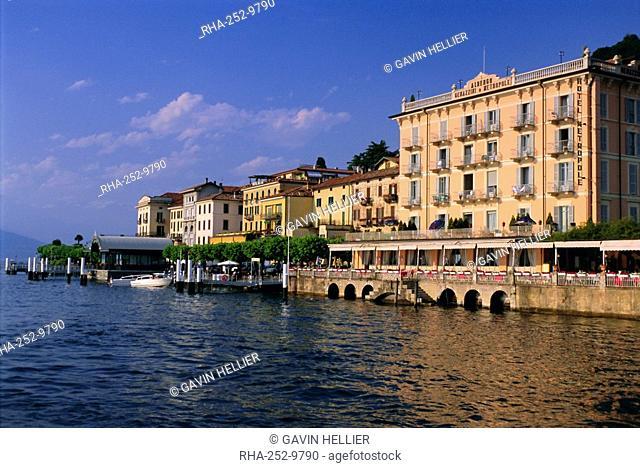 Bellagio, Laga di Como Lake Como, Italian Lakes, Lombardia Lombardy, Italy, Europe