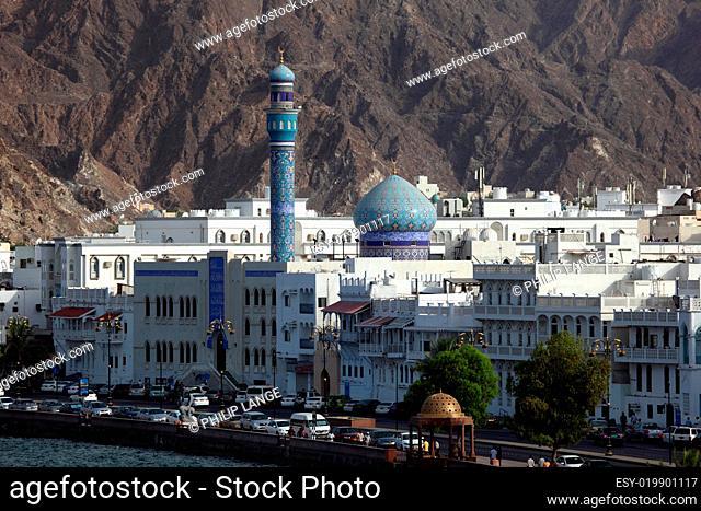 Altstadt von Muscat, Oman