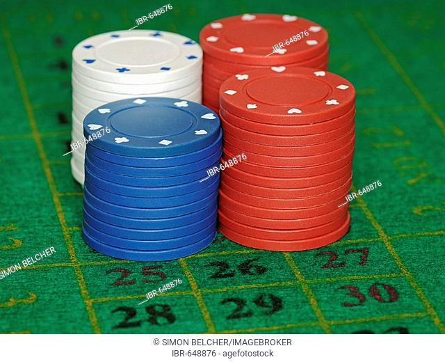 Casino game chips