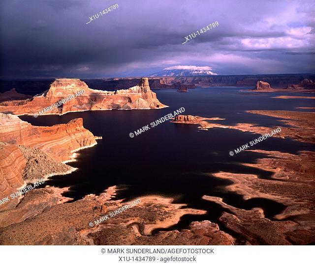 Padre Bay, Lake Powell, Utah, USA
