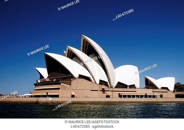 Sydney Opera House. Australia. 2007