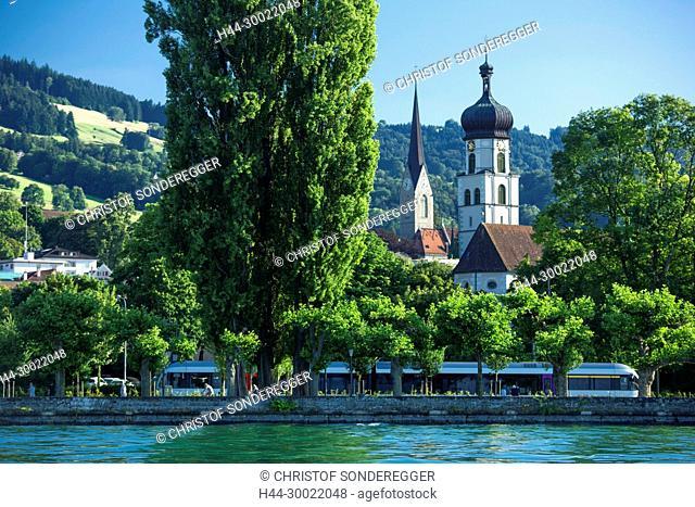 Thurbo bei Rorschach am Bodensee