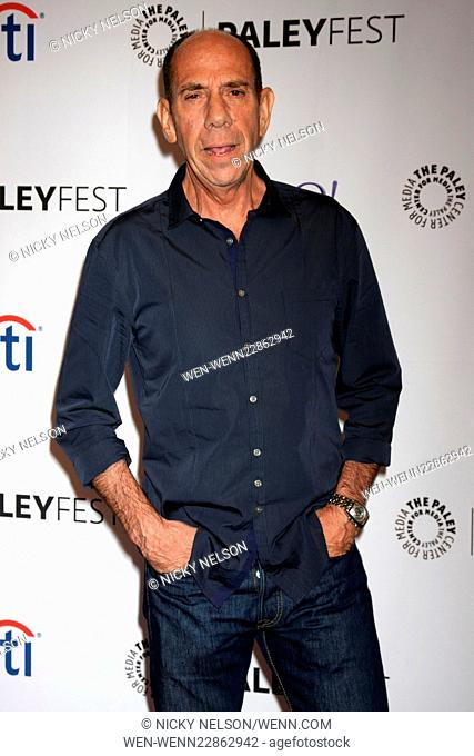 PaleyFest Special Event: 'NCIS: Los Angeles' Fall Premiere - Arrivals Featuring: Miguel Ferrer Where: Beverly Hills, California