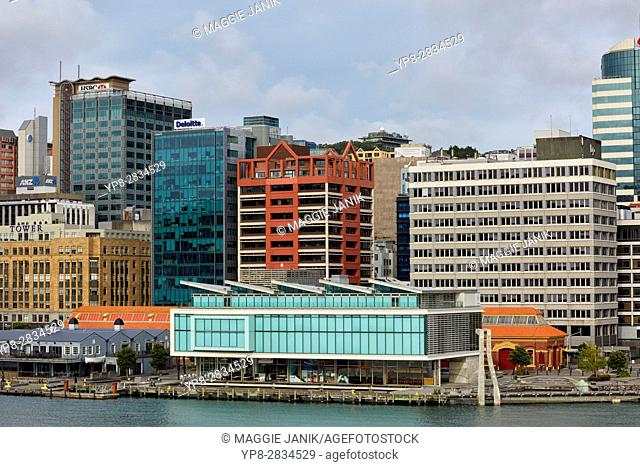 Meridian Energy Building, Wellington, New Zealand