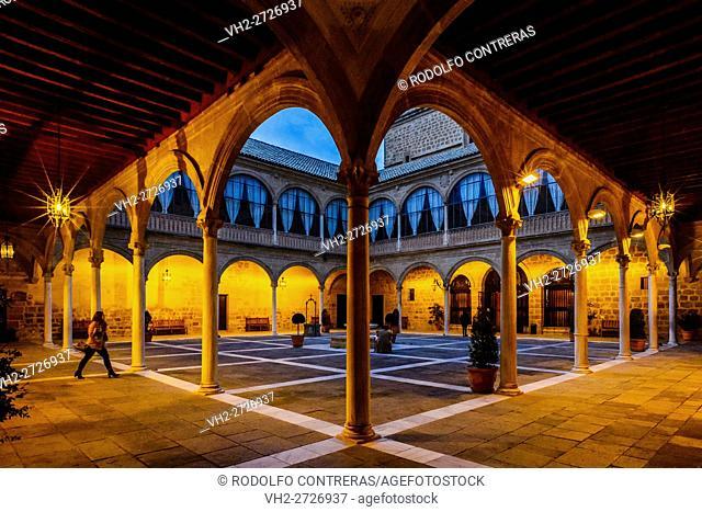 Palacio Vázquez de Molina, Ubeda, Jaen