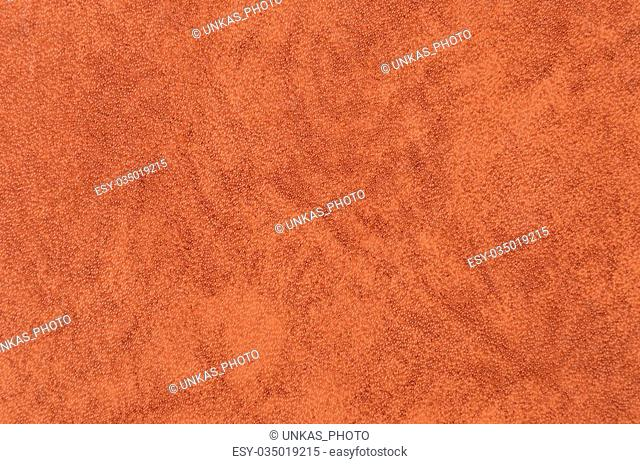 Close up of synthetic leather texture background