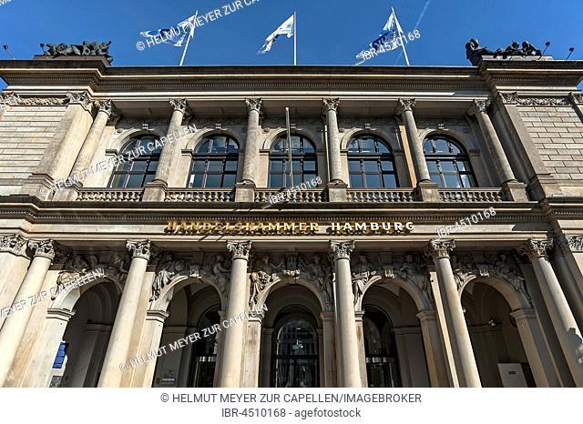 Chamber of Commerce, Hamburg, Germany