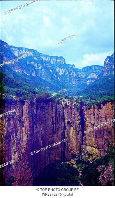 Taihang Mountain Lingchuan County Jincheng City Shanxi Province China