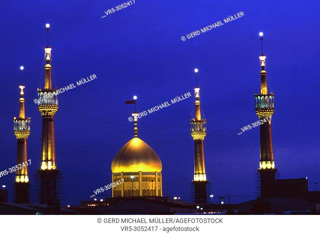 Iran: Khomeini Mausoleum in Theran