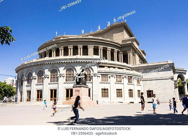Yerevan Opera Theater, Armenia