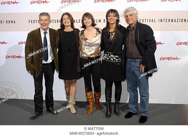 rome 26-10-2008 ,roma film festival,il sangue dei vinti: photocall,photo mattoni/markanews
