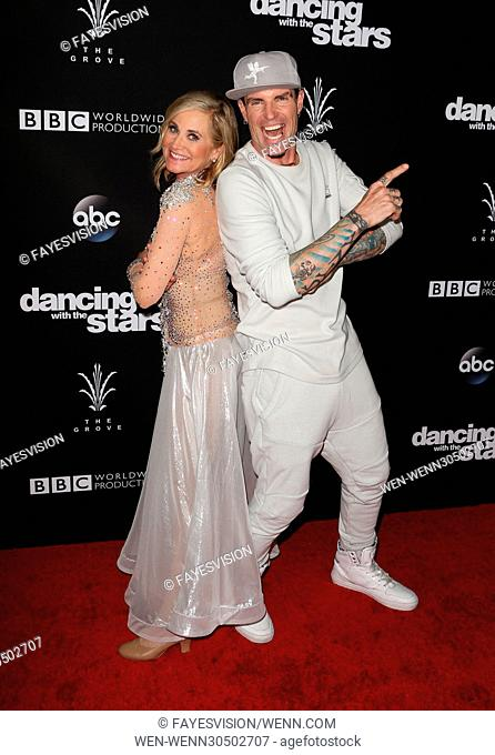ABC's 'Dancing With the Stars': Season 23 - Finale Featuring: Maureen McCormick, Vanilla Ice Where: Hollywood, California