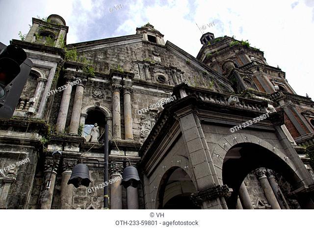 Binondo Church, Manila, the Philippines
