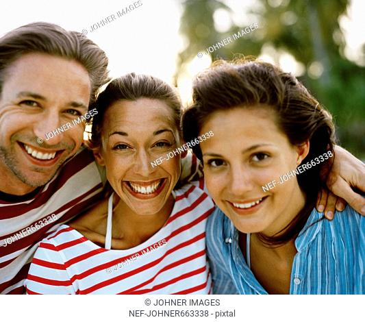Three Scandinavian friends