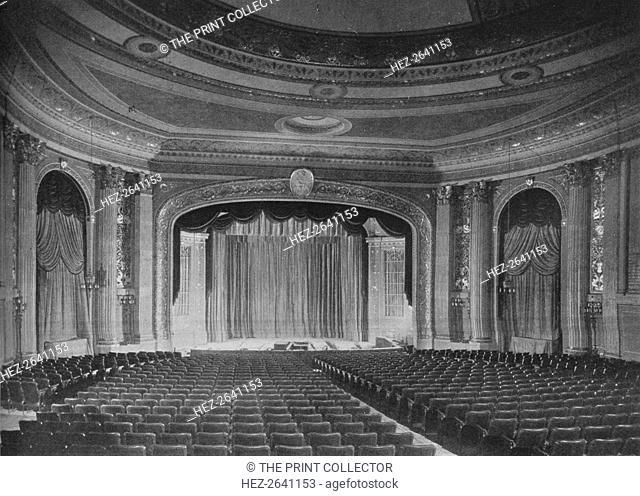 The Stadium Theatre, Brooklyn, New York, 1925. Artist: Unknown