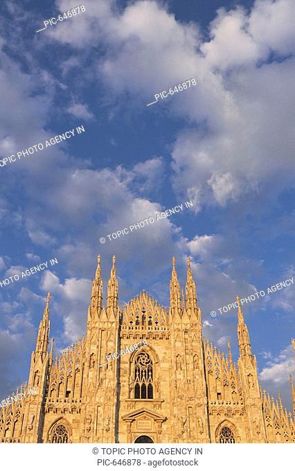 Duomo di Milano,Milan,Italy