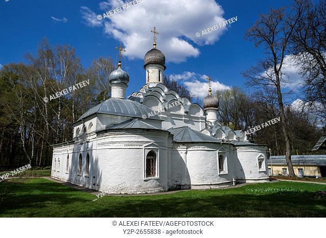Church of Archangel Michael in Arkhangelskoye estate near Moscow