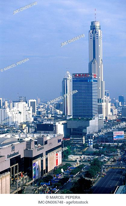 Thailand, Bangkok, general view