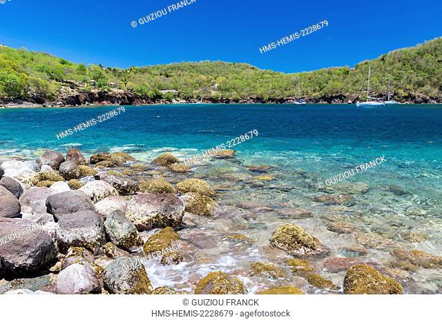 France, Guadeloupe (French West Indies), Les Saintes archipelago, Terre de Bas, Grande Baie