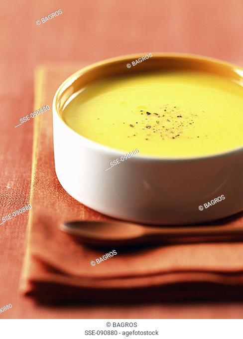smokey pumpkin soup