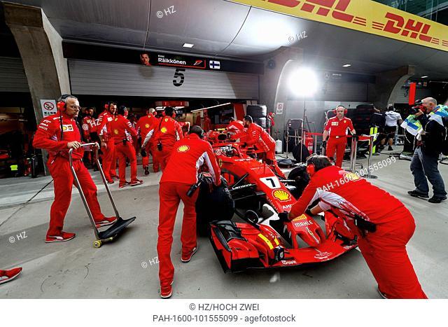 Shanghai: Motorsports: Formula 1 2018 Heineken Chinese Grand Prix..Chinese Formula One Grand Prix Shanghai Circuit April 13, 2018 in Shanghai, China