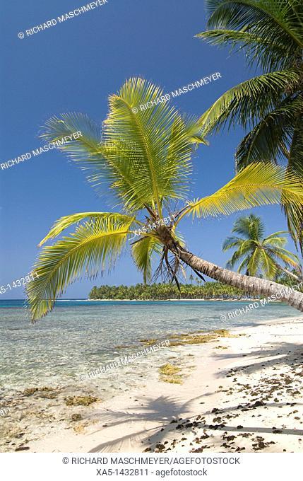 Arridup Island, San Blas Islands also called Kuna Yala Islands, Panama