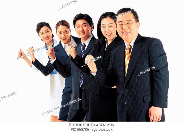 Businessmen And Businesswomen,Korean