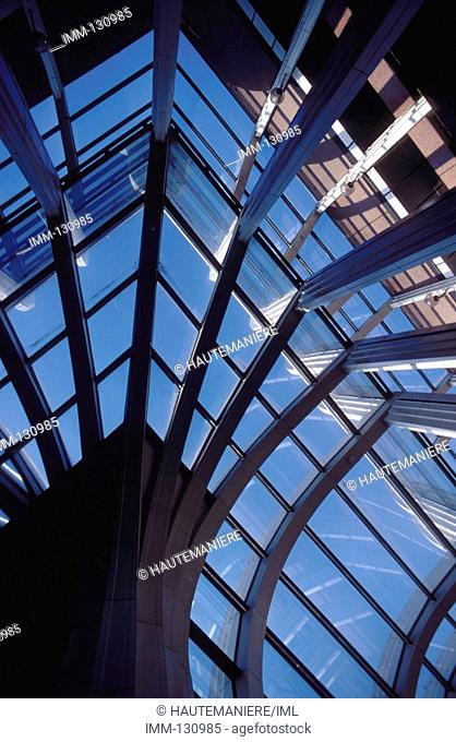 Paris, a Detailed View Forum des Halles