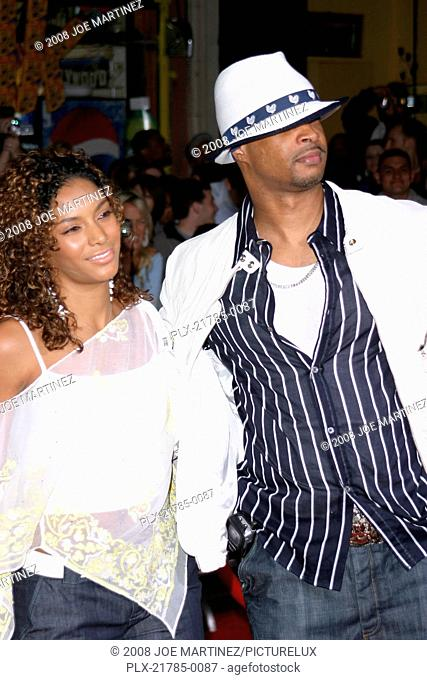 The Ladykillers Premiere 3-12-2004 Damon Wayans and guest Photo by Joe Martinez