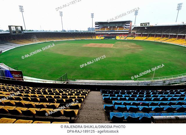 Motera Stadium of Gujarat Cricket Association Ahmedabad Gujarat India Asia