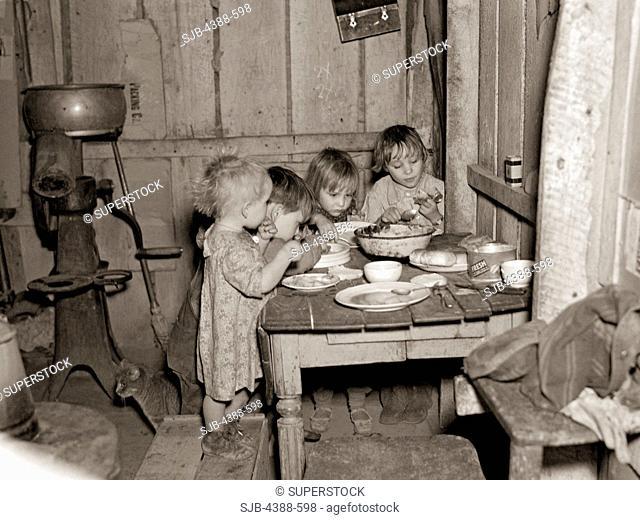 Children's Christmas Dinner