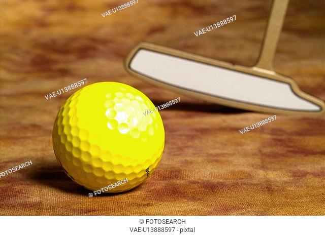 sports equipment, club, golf, leisure, sports, golf ball, ball