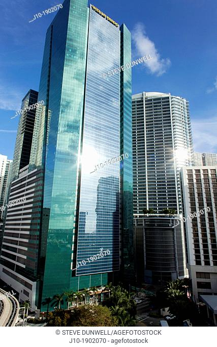 Wells Fargo Center, Miami, Florida, USA