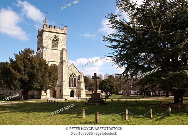 Salisbury Art Centre formally St Edmund's Church