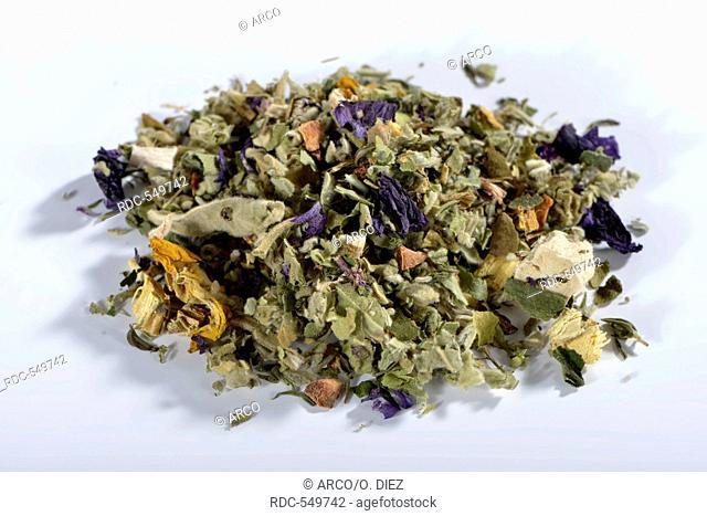 Marshmallow, Marshmallow root, Liquorice root, Sweet root, Mullein, Great Mullein, Common mullein, Mallow leaf, Mallow, Common Mallow, Thyme, Star anise