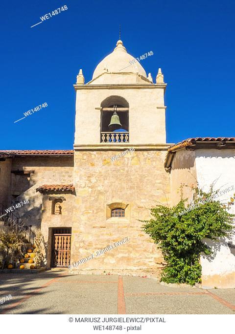 Mission Carmel is a Roman Catholic mission church in Carmel-by-the-Sea, California
