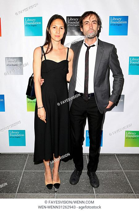 9th Annual Young Literati Toast Featuring: Katherine Tsina, Andrew Bird Where: Hollywood, California, United States When: 01 Apr 2017 Credit: FayesVision/WENN