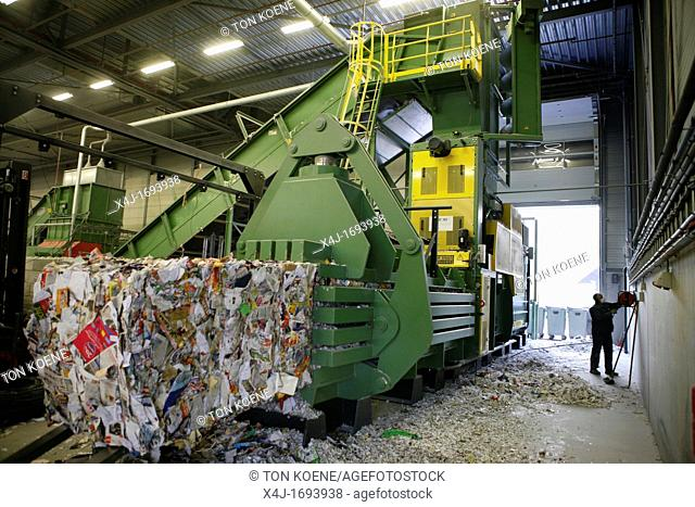 Recycling of paper All municipalities in The Netherlands are required to provide known collection points for recyclable and/or hazardous materials All types of...