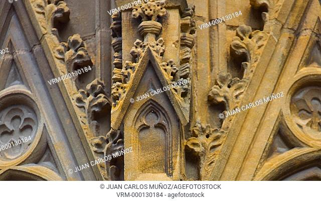 Bayonne Cathedral, Bayona, Pyrénées-Atlantiques department, Aquitania, France