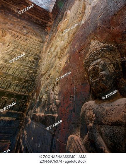 Angkor Thom, Decoration