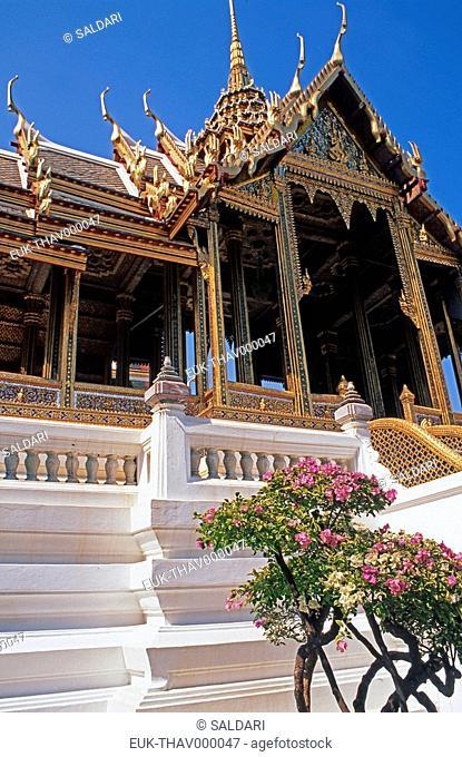 Building,Grand palace,Bangkok,Thailand