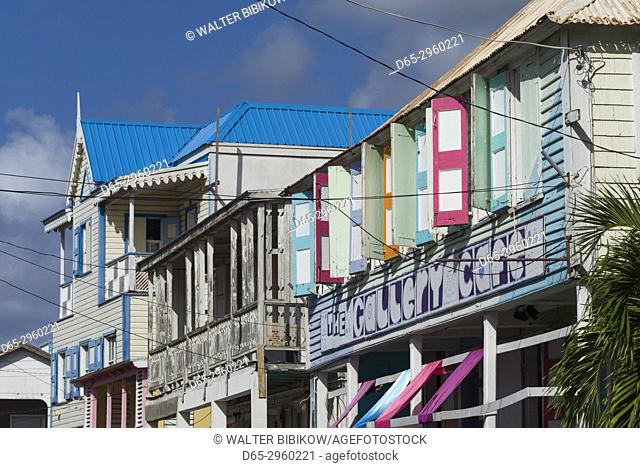 St. Kitts and Nevis, St. Kitts, Basseterre, The Gallery Cafe