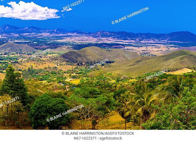 View from Farino, Grand Terre, New Caledonia